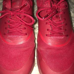 Red Nikes